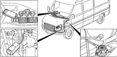 5.19 Быстрая проверка исправности функционирования системы кондиционирования воздуха Mercedes-Benz W163