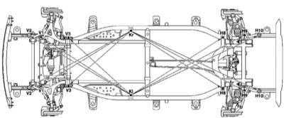 12.32 Геометрия подвески