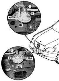14.32 Сигнальные и осветительные приборы, датчики дождя и температуры наружного воздуха