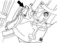 10.6 Удаление воздуха из гидравлического тракта привода сцепления