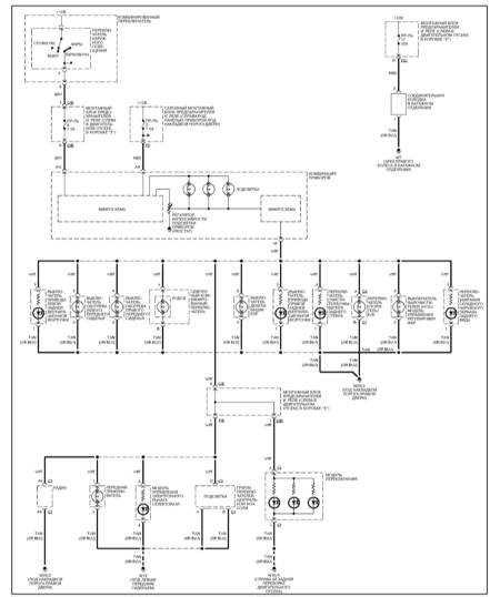 15.26 Подсветка приборов (ML 430)