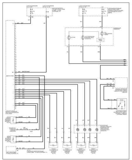 15.48 Система дополнительной безопасности (SRS)(с функцией памяти положения сидений) (ML 430)
