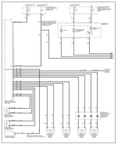 15.49 Система дополнительной безопасности (SRS)(без функции памяти положения сидений) (ML 430)