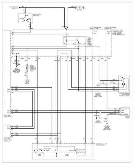 15.51 Очистители/омыватели ветрового стекла (ML 430)