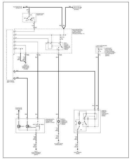 15.52 Очистители/омыватели заднего стекла (ML 430)