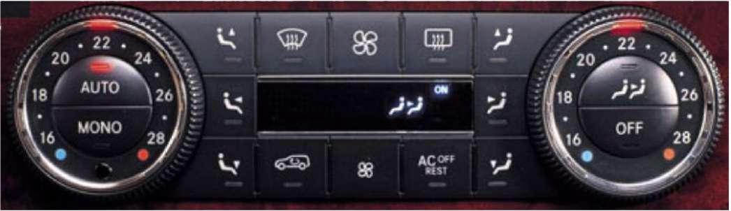 3.11.3 Комфортная климатическая установка Thermotronic (SA 581)
