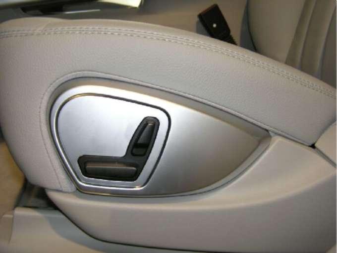 4.4 Сиденья Mercedes-Benz W164 (ML Class)