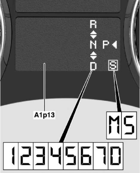 2.1 Автоматическая коробка передач Mercedes-Benz W164 (ML Class)