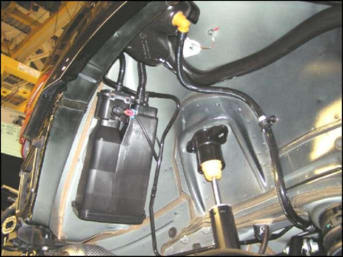 1.2 Система питания Mercedes-Benz W164 (ML Class)