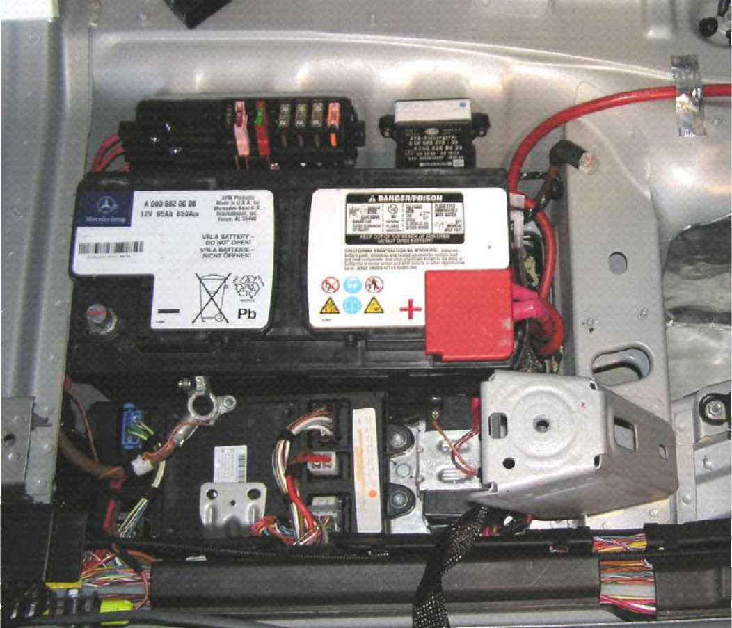 3.1 Концепция электропитания автомобиля