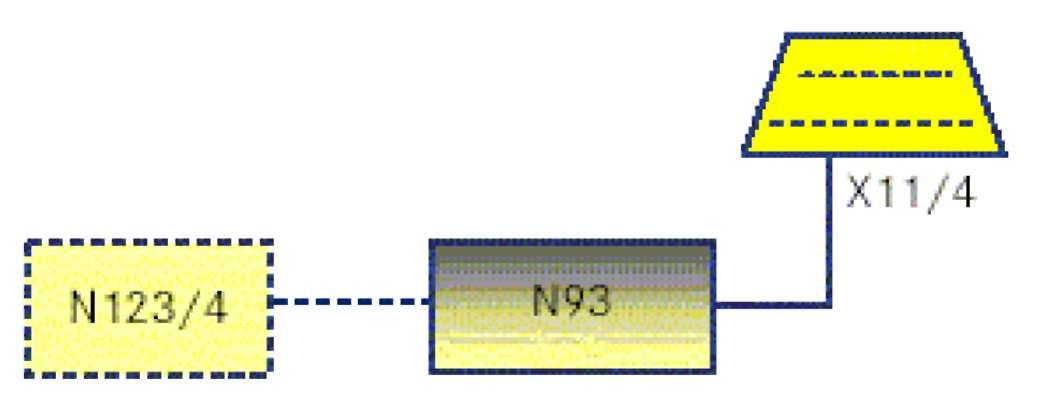 3.4 Общая сеть обмена данными Mercedes-Benz W164 (ML Class)