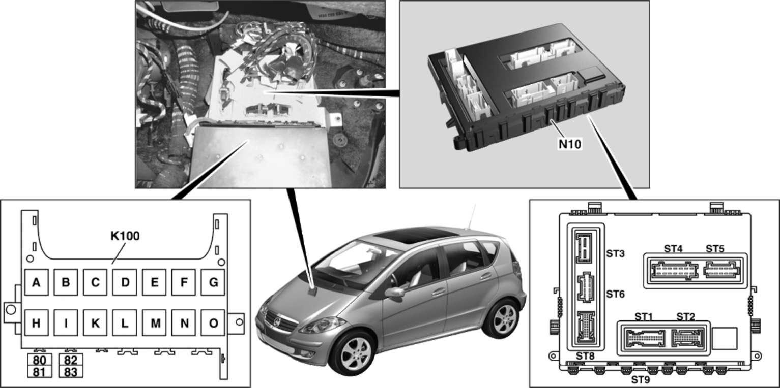 2.2 Блок приема и обработки сигналов (SAM)
