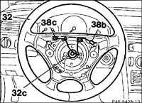 11.3 Рулевое колесо
