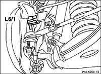 12.7 Суппорт Mercedes-Benz W201