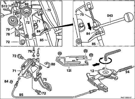 12.13 Замена тормозных магистралей Mercedes-Benz W201