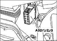 6.3 Добавочные сопротивления Mercedes-Benz W201