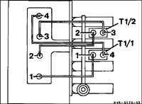 7.3 Катушки зажигания Mercedes-Benz W201