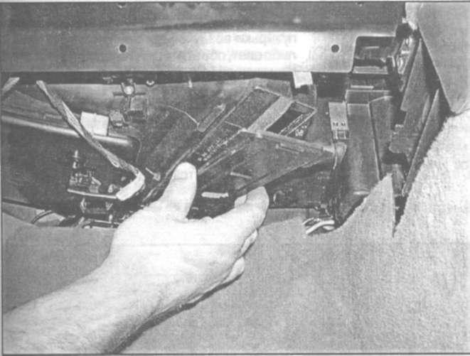 Вопрос по моторчику печки w124