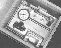 1.4 Технология обслуживания, инструмент и оборудование рабочего места Mercedes-Benz W203