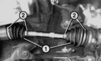 3.17 Проверка состояния защитных чехлов приводных валов