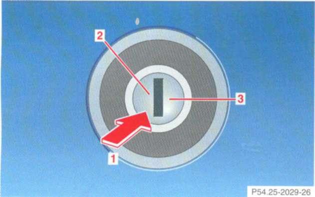 2.1.10 Отдельная блокировка/открывание крышки багажника