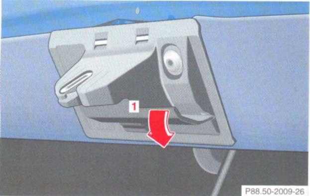 2.1.12 Закрывание багажника