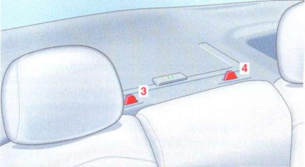 2.15.4 Проем для длинномерного груза (купе) Mercedes-Benz W208 (CLK Class)