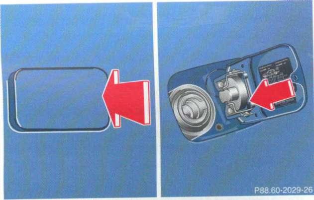 3.9 АЗС: что необходимо знать при заправке Mercedes-Benz W208 (CLK Class)