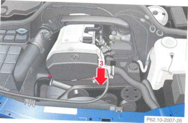 7.3 Заводские таблички Mercedes-Benz W208 (CLK Class)