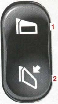 2.6.2 Наружные зеркала заднего вида Mercedes-Benz W208 (CLK Class)