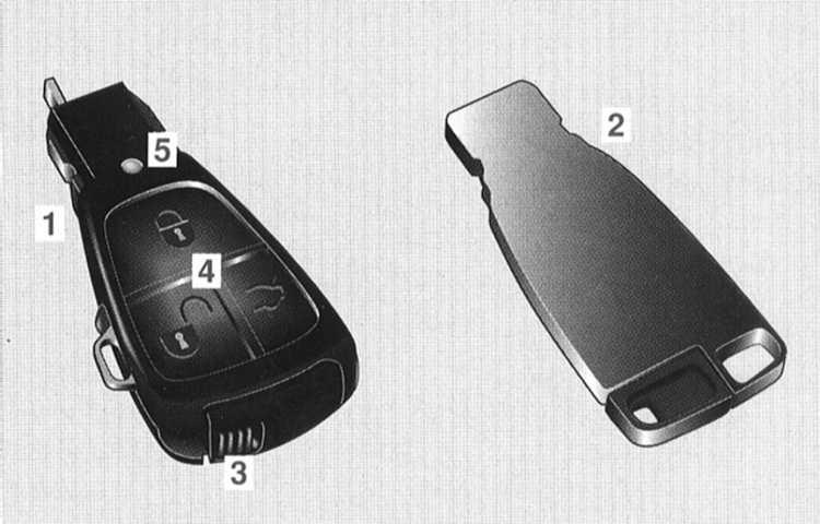 чип ключ для мерседеса w220