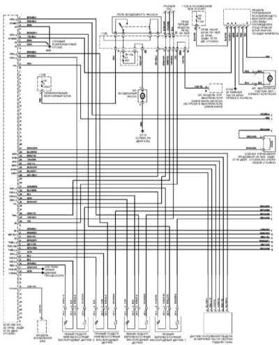 14.5 Система управления двигателем М112