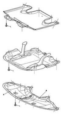 4.4 Газораспределительный механизм и элементы двигателя