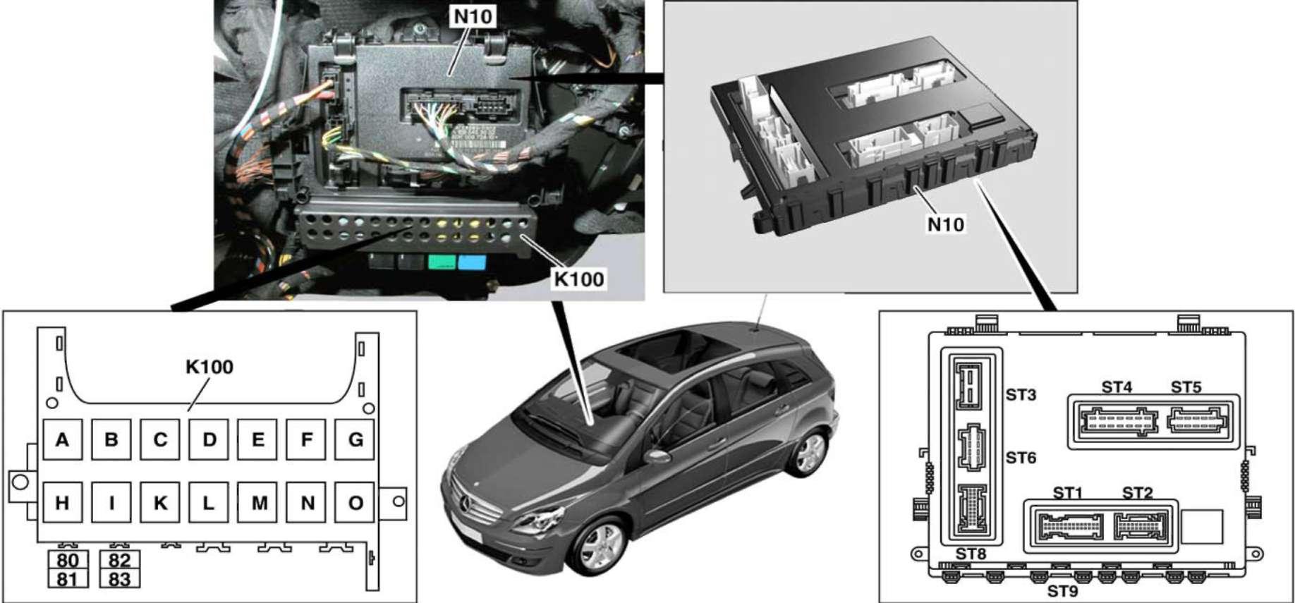2.9 Блок приема и обработки сигналов