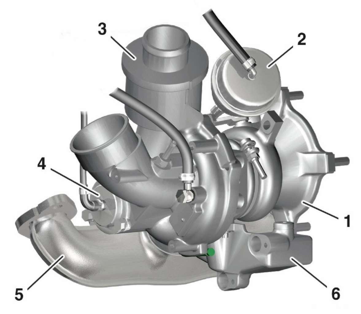 3.2.11 Информация по бензиновому двигателю с наддувом