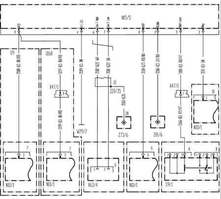 14.4 Модуль электронного рычага селектора АТ (все модели)