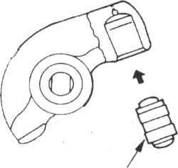 3.7 Гидравлические регуляторы клапанов - снятие, проверка и установка Mitsubishi Colt