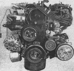 4.9 Переборка двигателя - порядок разборки