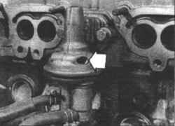 6.4 Топливный насос / давление топлива - проверка