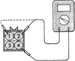 7.8 Катушка зажигания - проверка и замена