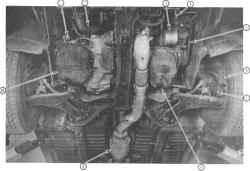 2.3 Операции регулировки и специальное обслуживание Mitsubishi Colt