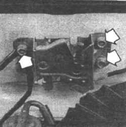 14.9 Капот - снятие, установка и регулировка Mitsubishi Colt