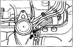 1.3 Номер двигателя
