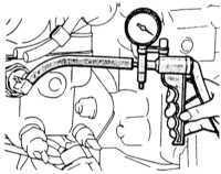 8.4 Система рециркуляции отработавших газов (EGR) - общая информация,   проверка состояния и замена компонентов Mitsubishi Galant