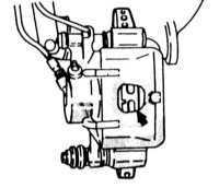 3.16 Проверка состояния/обслуживание дисковых тормозных механизмов
