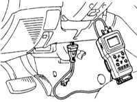 11.24 Система антиблокировки тормозов (ABS) - общая информация, диагностика   отказов и коды неисправностей