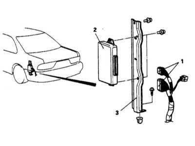 11.26 Снятие и установка блока управления ABS