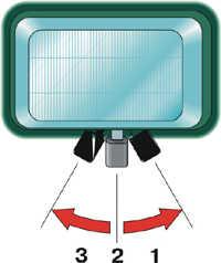 1.10.24 Лампы для чтения карт Mitsubishi Pajero