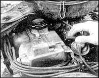 2.5 Золотник вентиляции картера (бензиновые двигатели)