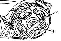 6.5 Снятие и установка ТНВД Mitsubishi Pajero